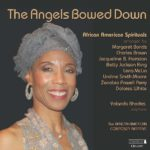 Spirituals CD Cover