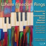 Where Freedom Rings CD Cover
